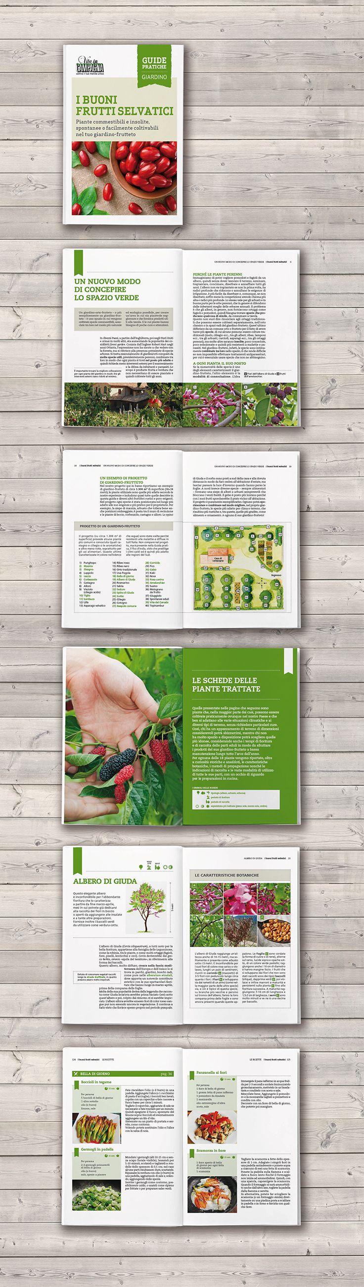 Cover and book design / Technical book / Informatore Agrario Editore