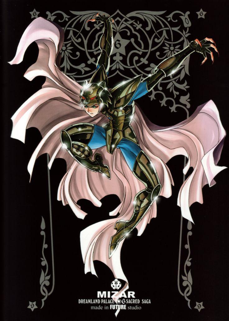 Males Saint Seiya Future Studio Saint Seiya Future Studio God Warrior Mizar Zeta Syd