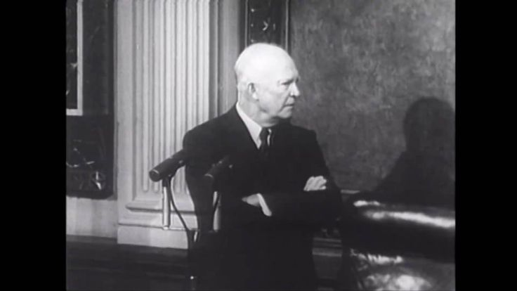 Eisenhower on Nixon - JFK Campaign Spot
