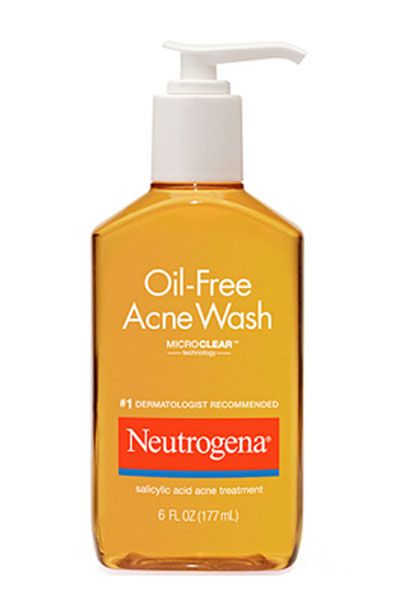 Neutrogena Oil-Free Acne Wash (6oz)
