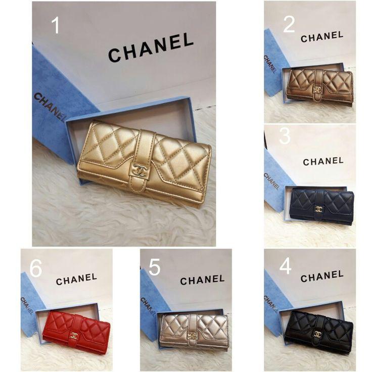 Dompet Chanel Bubble Belt 6992 19x10 110rb