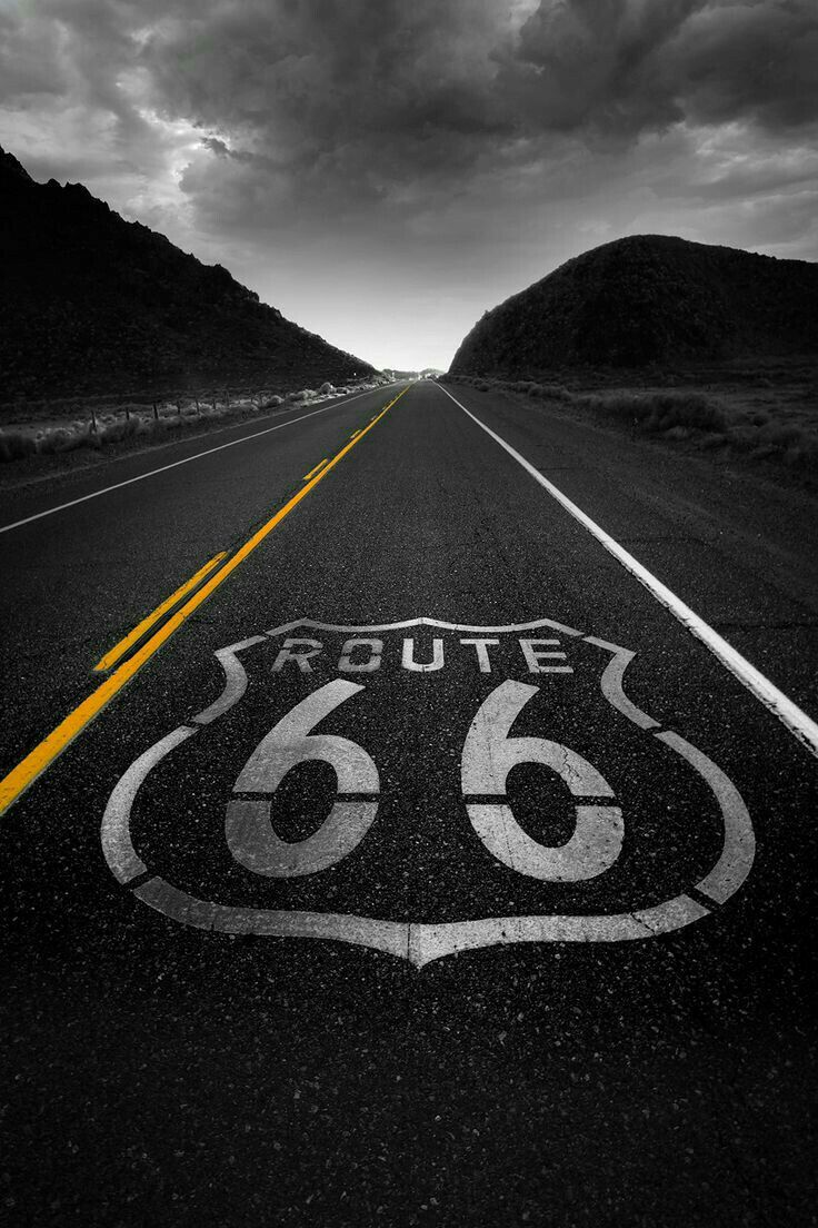 Route 66 by Fabdub on 255 best
