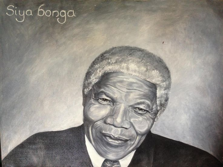 Siyabonga Mandela - by Dawn Du Preez  Available on http://sherrynssecret.com/index.php?route=product/category&path=126