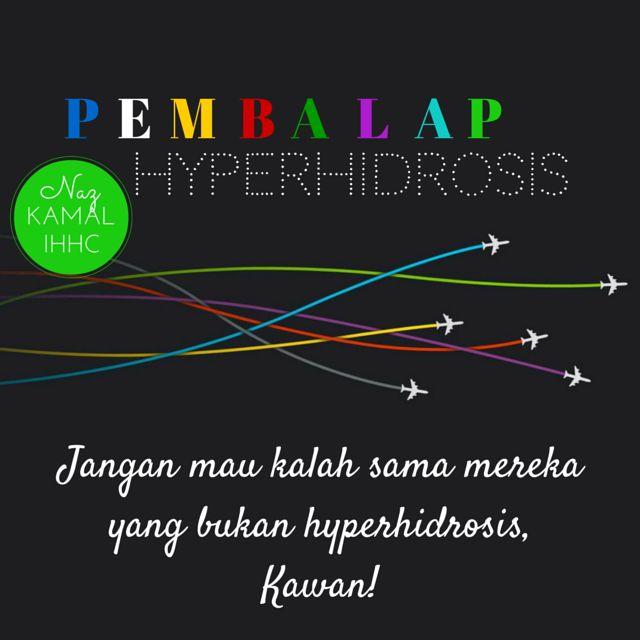 PEMBALAP HYPERHIDROSIS