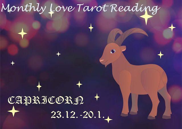 Onar Tarot : Capricorn ♑ - Love Tarot Reading October 2017 - Th...