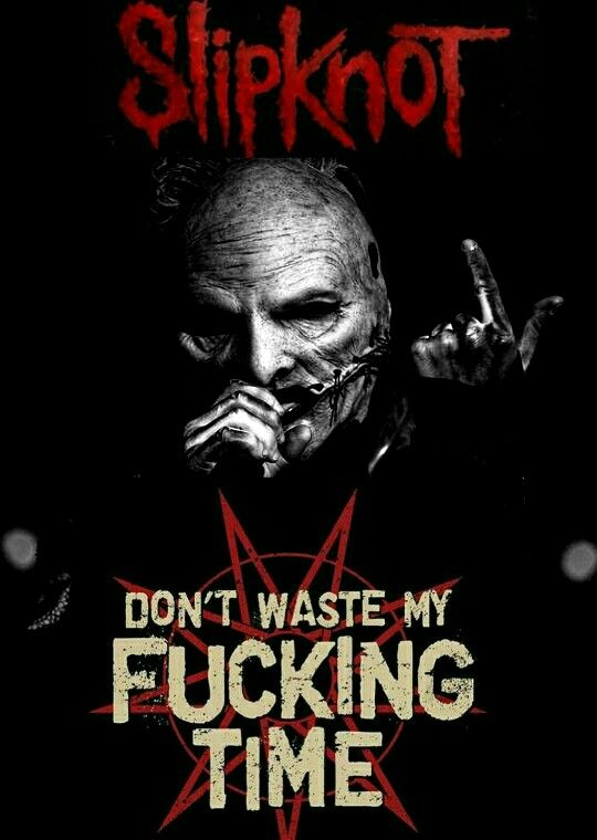 Slipknot Own edited picture By: Klaudia B.