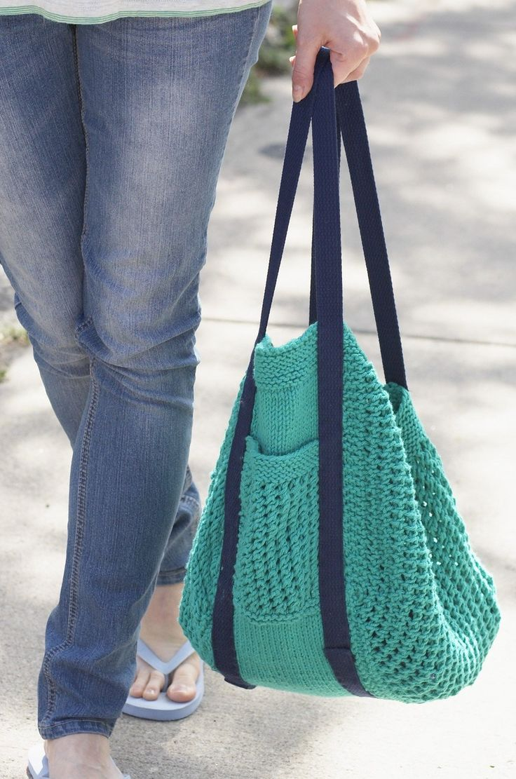 Free Knitting Pattern Small Bag : 1000+ ideas about Craft Bags on Pinterest Diy bags ...