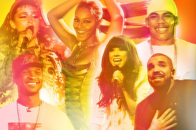 Summer Songs 1958-2016: Top 10 Tunes of Each Summer | Billboard