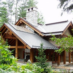 traditional exterior by Nigel Walker and Associates Inc | General Roofing Systems Canada (GRS  www.grscanadainc.com  +1.877.497.3528
