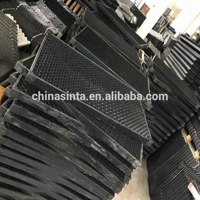 Cooling Tower Net 65 Air Inlet Louver For Ventilation Cooling