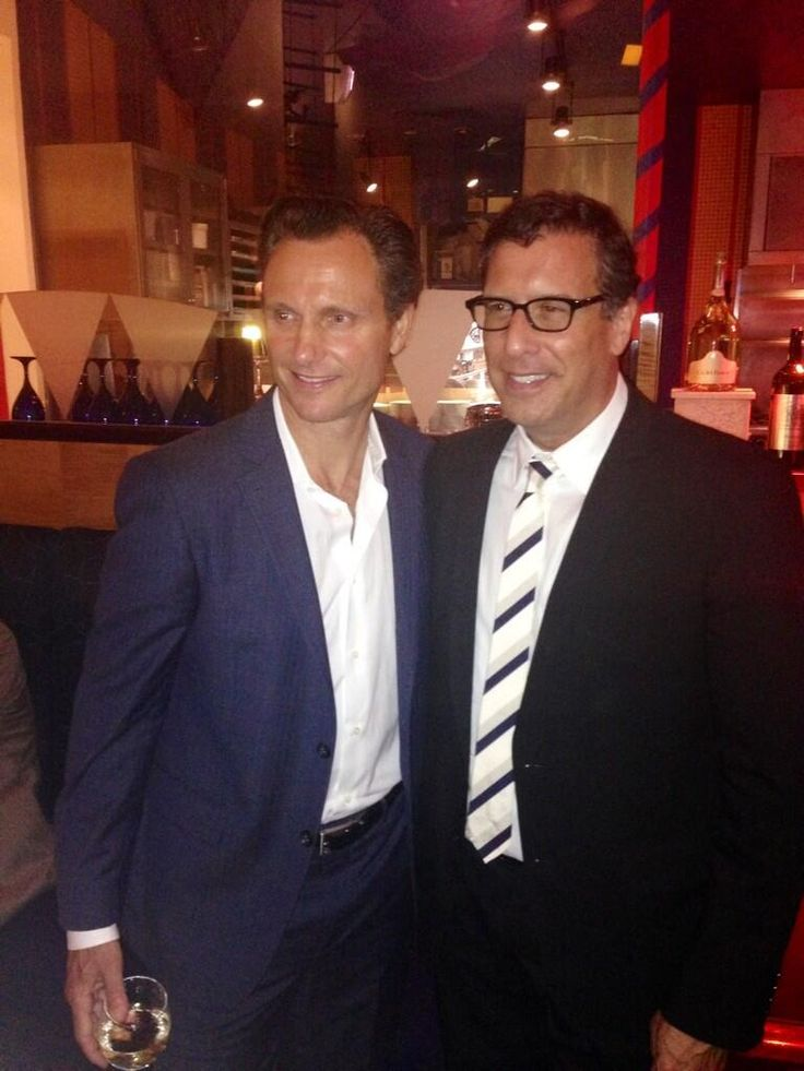 John And Tony Goldwyn