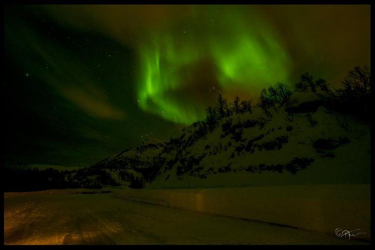 The Magic Aurora by fredrixon