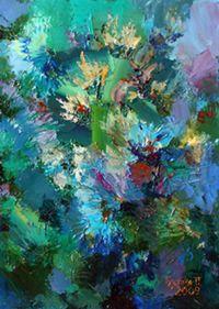 Guzenko Pavel - Artist From Ukraine