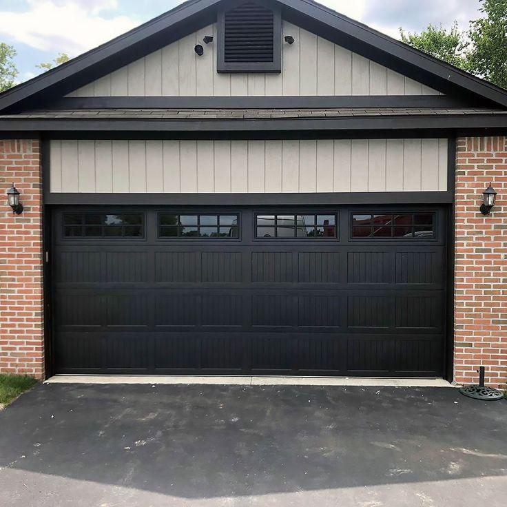 Stamped Carriage House Garage Door By C H I Overhead Doors Carriage House Garage Doors Garage Doors Modern Garage Doors