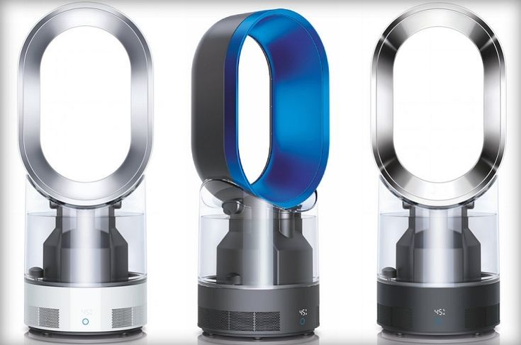 Dyson Humidifier - Dyson's second new product after its first bladeless fan