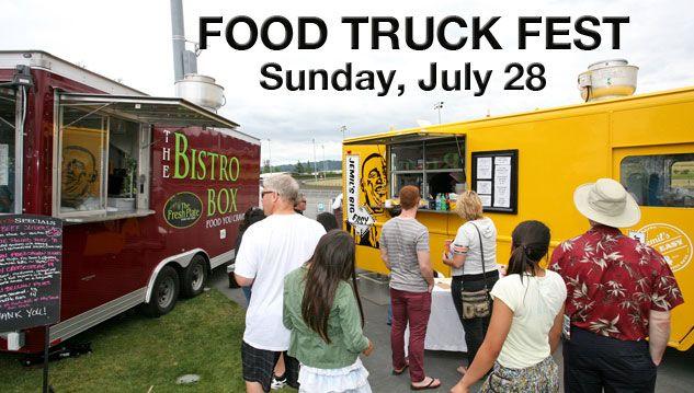 Food Truck Festival Emerald Downs