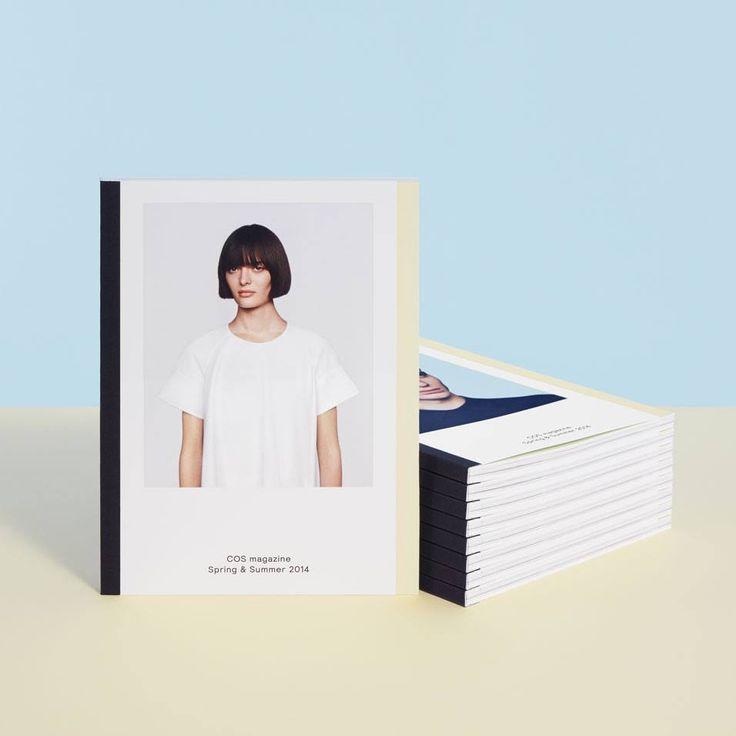 dailydesigner:  SS2014Cos Magazine