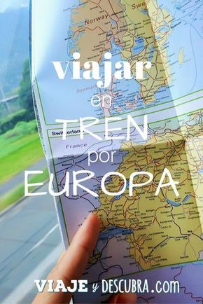 Una de las experiencias más especiales para moverte por Europa al ritmo del paisaje.