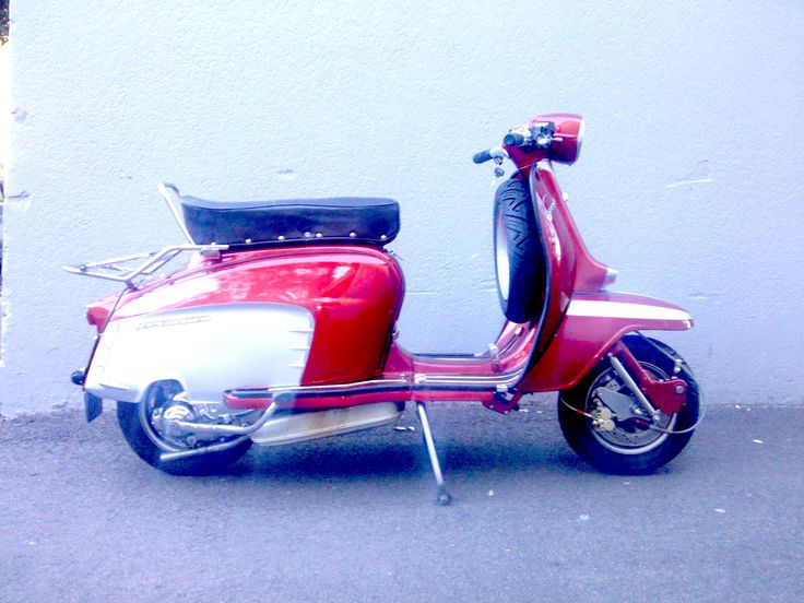 26 Best Lambretta Images On Pinterest