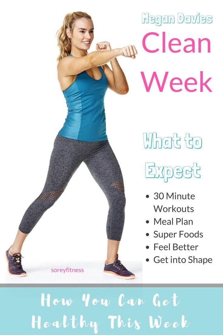 Clean week a step by step guide to kickstart healthy