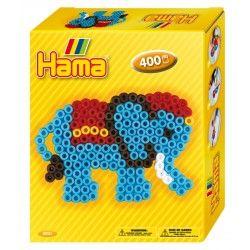 Witajcie, dziś pokażemy 2 zestawy od firmy Hama.   Pierwszym z nich jest Hama 3901 - Mini Box Słoń - 400 koralików midi małe pudełeczko. Przy zabawie pomoc rodziców obowiązkowa!  Co oprócz koralików zawiera zestaw? Sprawdźcie sami:)   #hama #koralikihama #hamamidi #ukladankazkoralikow #koralikidozaprasowania #hamaslon