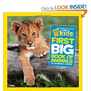 National Geographic Little Kids First Big Book of Animals: Amazon.ca: Catherine D. Hughes: Books
