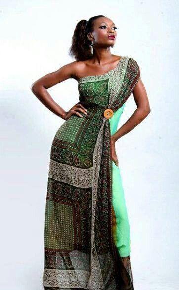 Roupa Africana Nigeria Pesquisa Google Vestido De
