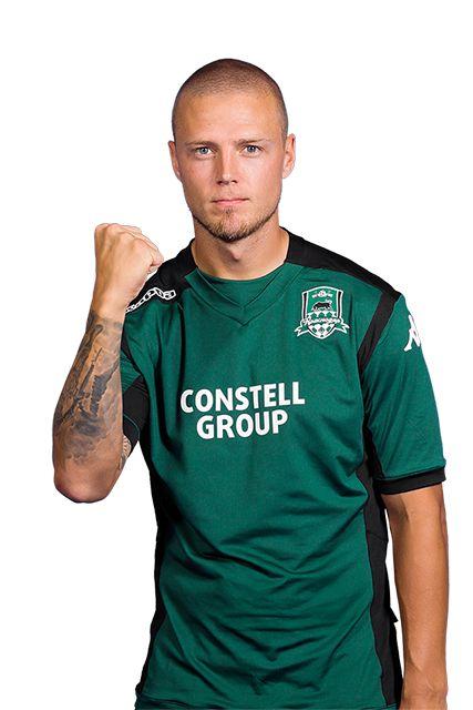 Рагнар Сигурдссон № 27  Position: defender Age: 28 years Birthday: 19.06.1986 Height: 187 cm Weight: 77 kg