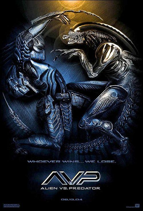 AVP: Alien vs. Predator (2004) - Review, rating and Trailer