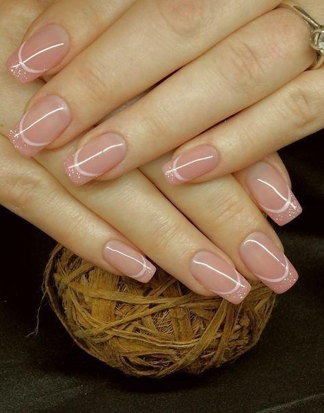 Trendy Gel Nail Art 2019