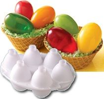Free Jello Easter Egg Mold, just pay $2.95 shipping! We got two and can't wait to try them this weekend.