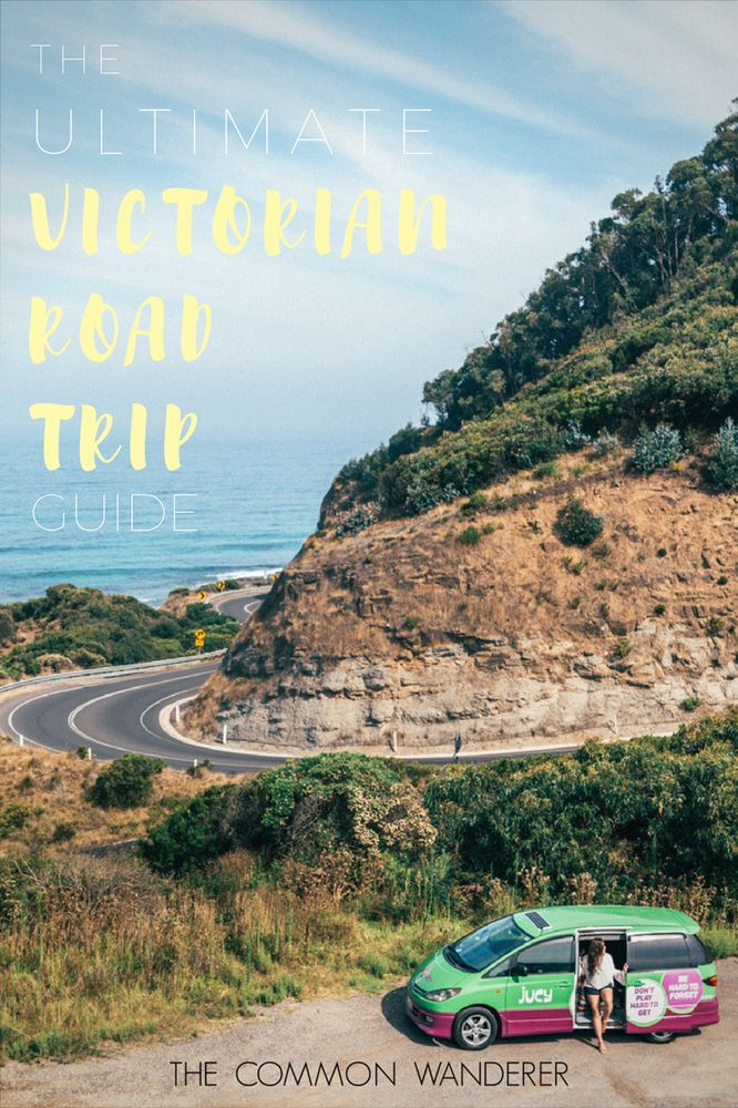 Experience Victoria's incredible beauty with our Victorian road trip guide. Features The Great Ocean Road, 12 Apostles, The Grampians and more.  //  Victoria  Australia