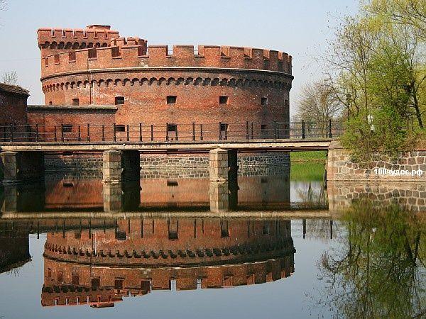 Форты Кёнигсберга (Калининграда)