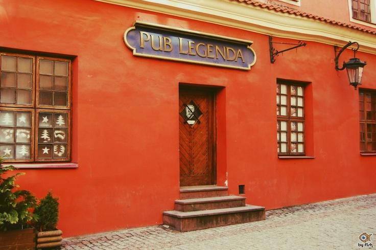 Pub Legenda