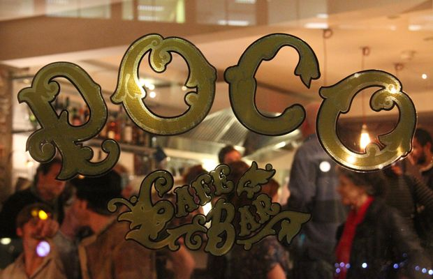 Poco Tapas Bar: Stokes Croft, Bristol