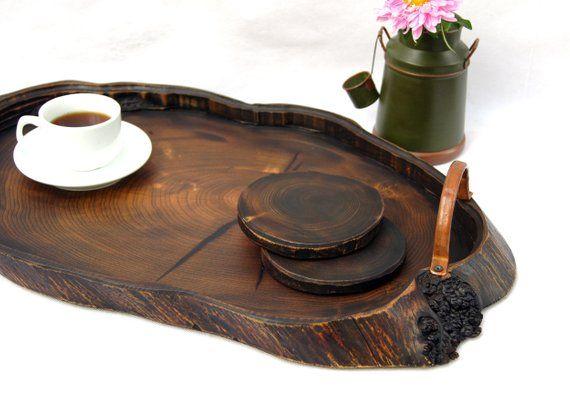Large Ottoman Coffee Table Decor