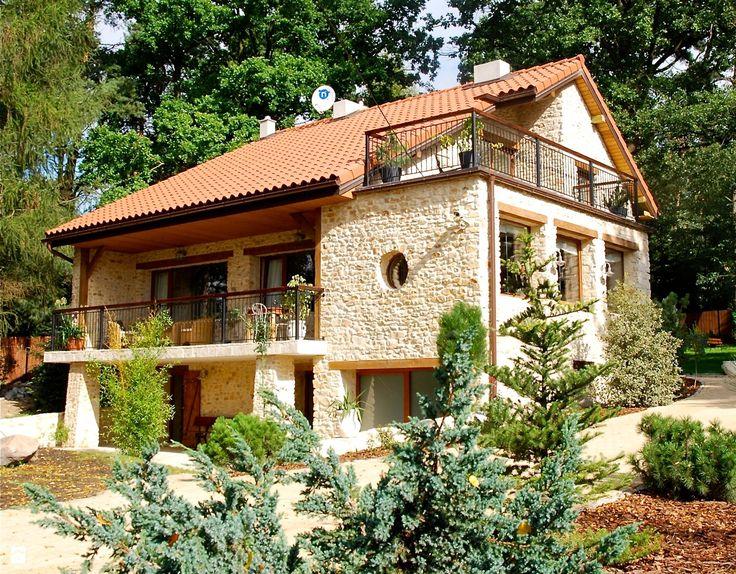 Dom Żabiczki. - zdjęcie od Pracownia Projektowa Jinako - Domy - Styl Tradycyjny - Pracownia Projektowa Jinako