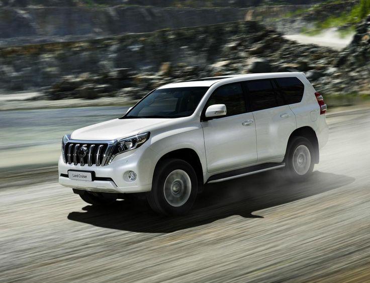 Land Cruiser Prado 150 Toyota sale - http://autotras.com