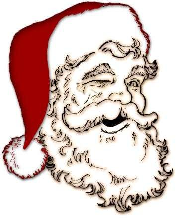 SANTA CLAUS: The Great Imposter. | (Take it as you will. I just find the similarities a bit unnerving. Santa could very well be Satan's distraction from God.)