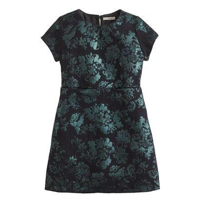 Платье из жаккарда - великолепие и роскошь узоров