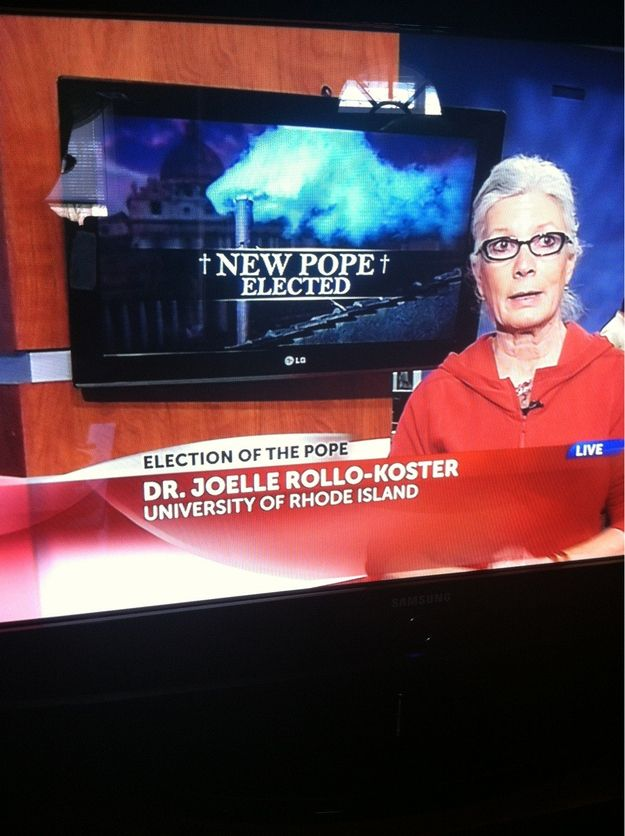 Dr. Rollo-Koster, on the other hand, missed her calling. She should get into the amusement park business: | 23 People With Better Names Than Yours