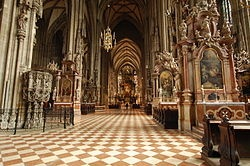 St. Stephen's Cathedral, Vienna is beautiful