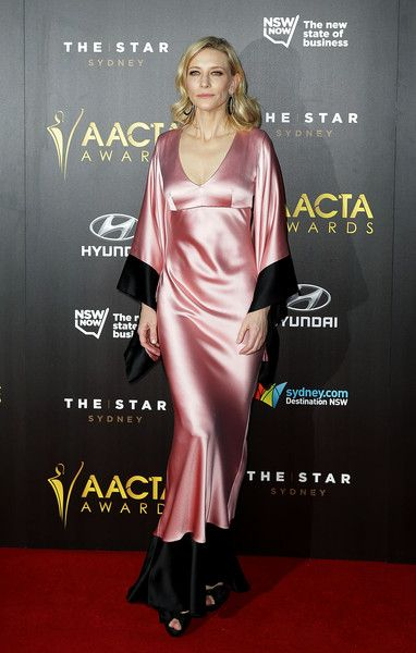 Cate Blanchett in 4th AACTA Awards Ceremony