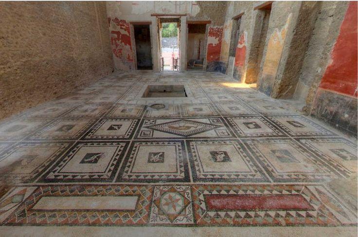 Pompeya La Casa de Paquius Proculus. Pompeya abre al público 6 nuevas 'domus' · National Geographic en español. · Actualidad