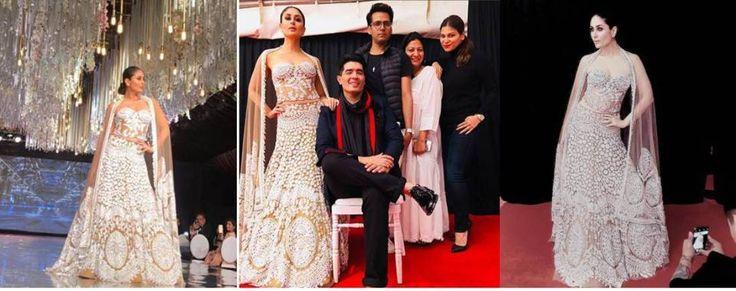 Kareena Kapoor Khan The Real Fashionista Of B'town Walked the Ramp At Manish Malhotra's Show