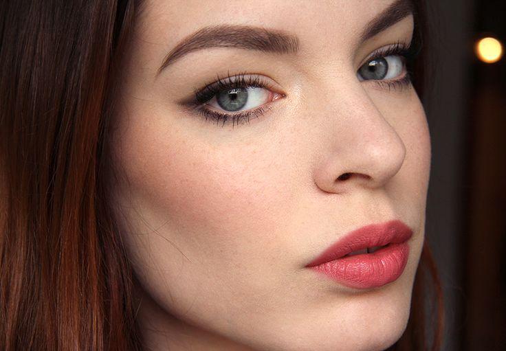 nars audacious lipstick brigitte swatch | beauty ...