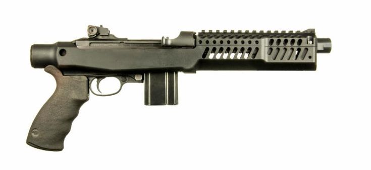 Inland Manufacturing announced another firearm that it will be offering in the near future. Called the Inland Motor Patrol (IMP) pistol, the new handgun appears to be based on the recently announced M30-P.Differentiating itself fromthe M30-P, the M30-IMP has a shorter barrel and no arm brace. The IMP pistol is chambered for the .30 Carbine …   Read More …
