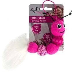 All for Paws Modern Cat Feather Snake Toy ** You can find more details by visiting the image link.