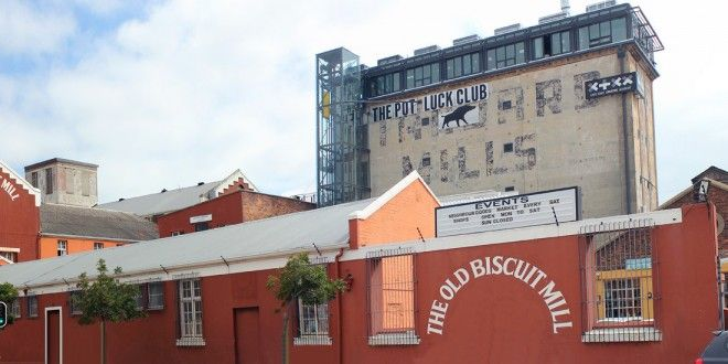 The Old Biscuit Mill Market: food, craft and art #CapeTown