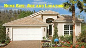 Home Size, Age and Location does matter to Senior Home Buyers #tampaactiveadults